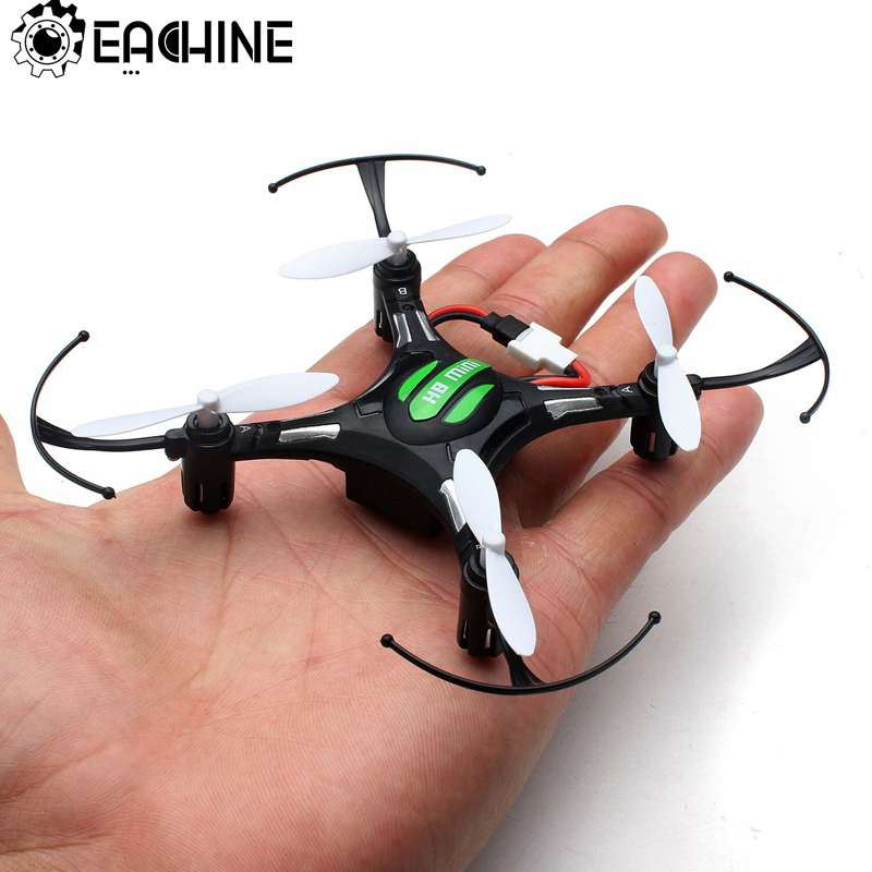 Eachine H8 Mini Headless Modo RC Helicóptero 2.4G 4CH 6 Eixo RC Quadcopter RTF Controle Remoto Toy Para Kid presente VS H36