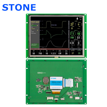 цена на 8 inch Full Color TFT LCD Screen with Controller for Embedded Display & Control System