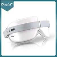 CkeyiN Faltbare Auge Massager Wiederaufladbare Bluetooth Eye Care Heiße Kompresse Massager für Zu Lindern Trockene Auge Müdigkeit Blut Zirkulieren