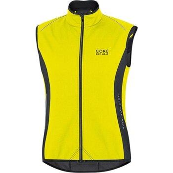 GORE Pro Team extremadamente ligero de malla ciclo sin mangas chalecos a prueba de viento Jersey para Ciclismo de carretera Ciclismo ropa bicicleta Chaleco de viento