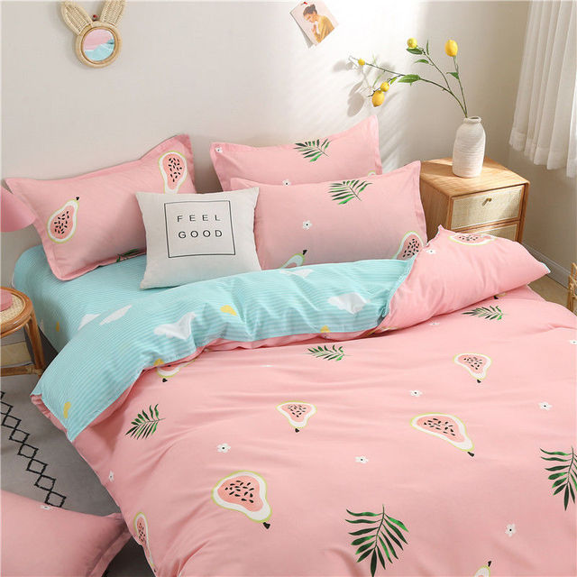 Bedding Set Pear and Fern