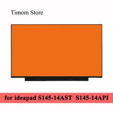 Laptop-Screen Ideapad S145 30pins Lenovo for S145-14ast/81st Without Screw-Holes 1366/1920/Tn/..