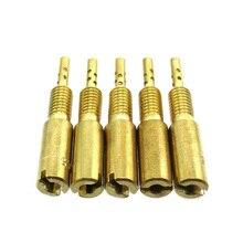 5 шт. карбюратор для квадроциклов Mikuni, 5 шт., комплект для гоночных квадроциклов с медленными струями, для Mikuni, VM22-3847, для внедорожников, внедор...