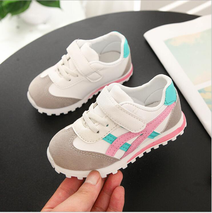 Baby Shoes Spring Children Sport Sneakers Kids Antislip Soft Sneakers For Boys Baby Girls Shoes Autumn Running Shoes
