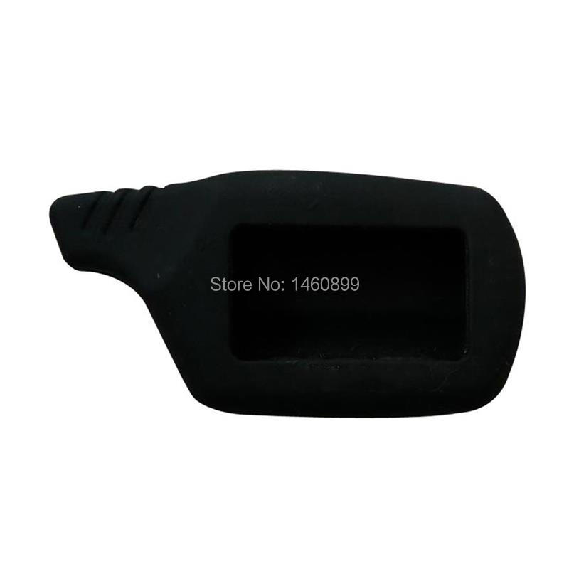 B9 Keychain Silicone Key Case For Car Alarm LCD Remote Control Starline B9 B6 A91 B91 B61 A61 V7 KGB FX-5 FX-7 FX-3 FX5 FX7 FX3