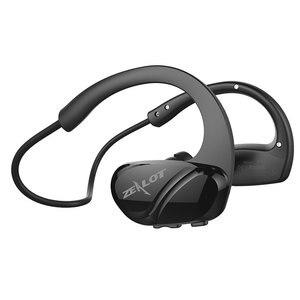 Bluetooth-наушники ZEALOT водонепроницаемые с микрофоном и заушным крючком