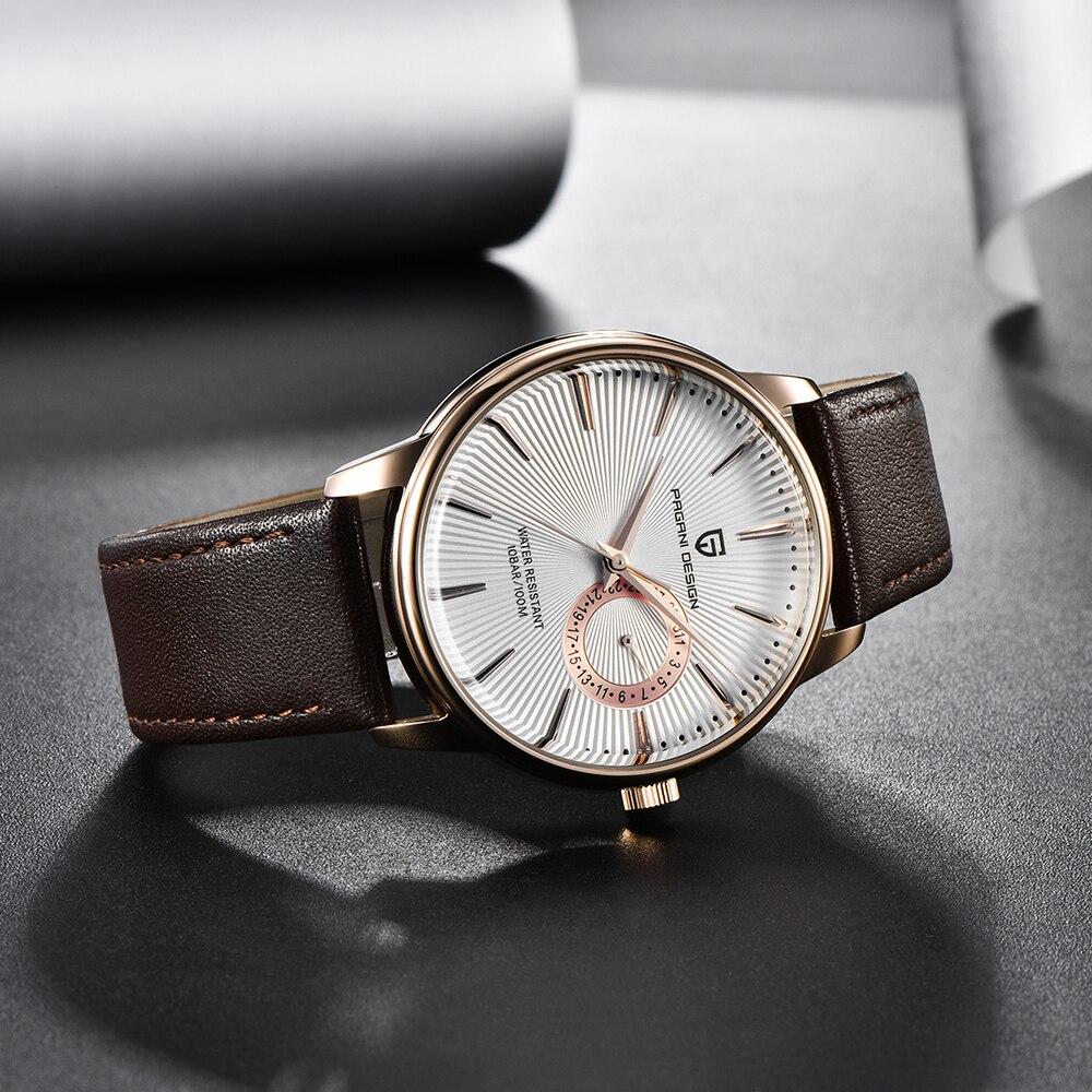 PAGANI DESIGN Brand Men Watch Luxury Waterproof Quartz Watch Fashion Casual Sports Watch Men Military Watch relogio masculino|Quartz Watches| - AliExpress