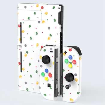 Personalizzato Animal Crossing A Tema per Nintendo Switch Joycon Joy-Con controller Borsette 1
