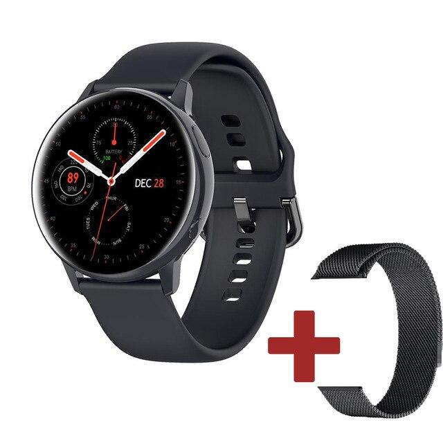 SG2 Plus Full Touch Amoled 390*390 HD Screen ECG Smart Watch Men Wireless Charing IP68 Waterproof Heart Rate BT 5.1 SmartWatch
