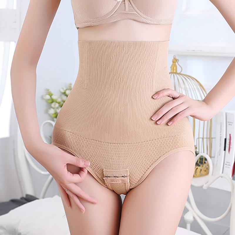 Women Body Shapers Shapewear Underwear Tummy Slimming Control Panties Waist Trainer Women High Waist Butt Lifter Butt Enhancer