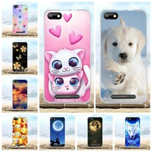 5.0'' Silicone TPU Case For BQ Strike 5020 Case Protective Patterned Back Cover For funda BQ 5020 BQS 5020 BQ5020 Phone Cases аксессуар чехол bq bqs 5020 strike cojess ultra slim book экокожа флотер silver