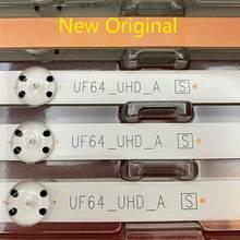 3 PCS Original LED backlight tira para LG UF64_UHD_A 43UH620V 43UH603V 43UH610V 43UF6407 43UF6409 43UH6030 43UH619V 43LH604V