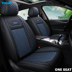 Ynooh cubiertas de asiento de coche para mitsubishi pajero sport lancer asx 2011 outlander l200 colt un coche