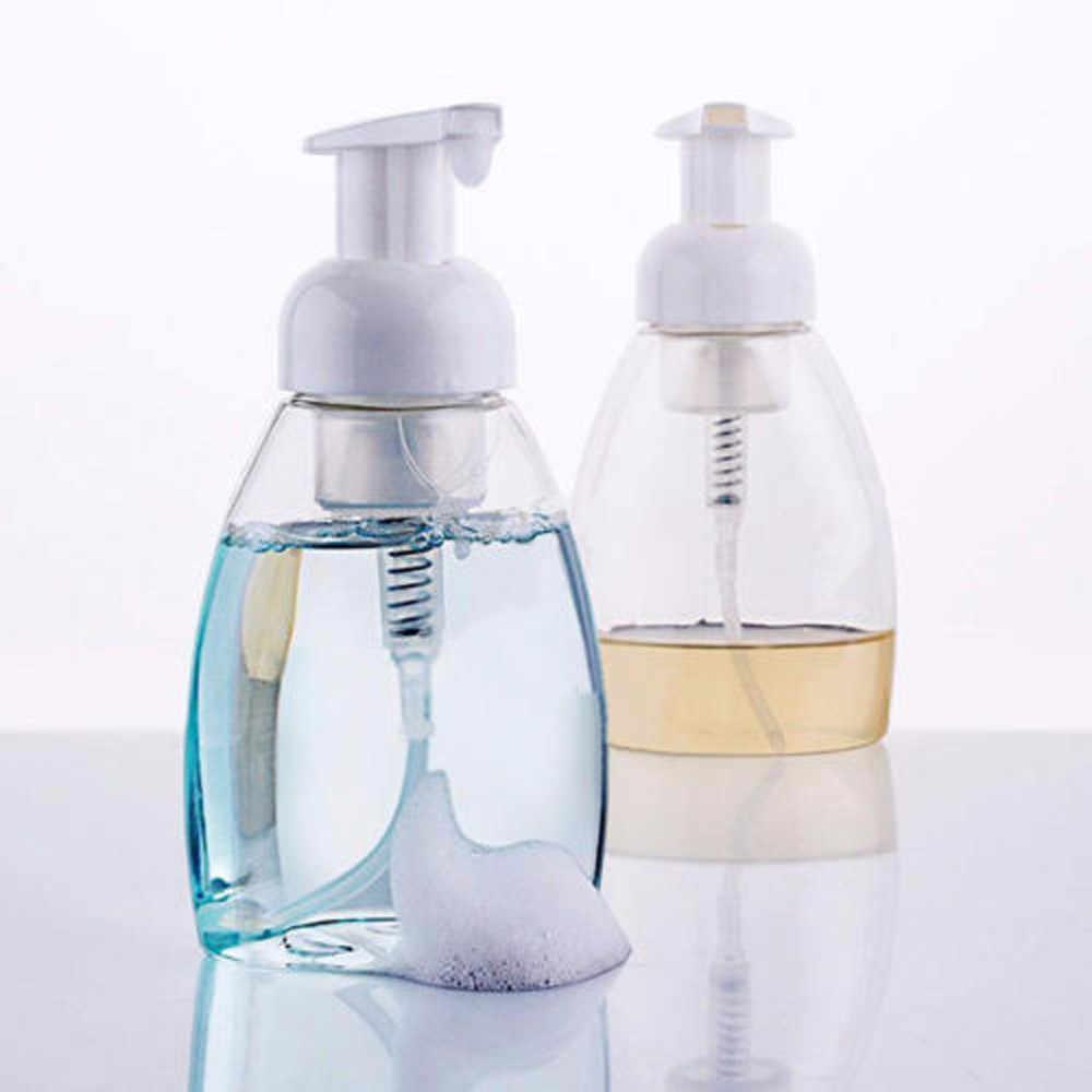 250 Ml Tempat Sabun Pompa Sampo Dispenser Lotion Busa Cair Botol Kontainer Rumah Perjalanan Botol Kecil Partable Alat Perlengkapan