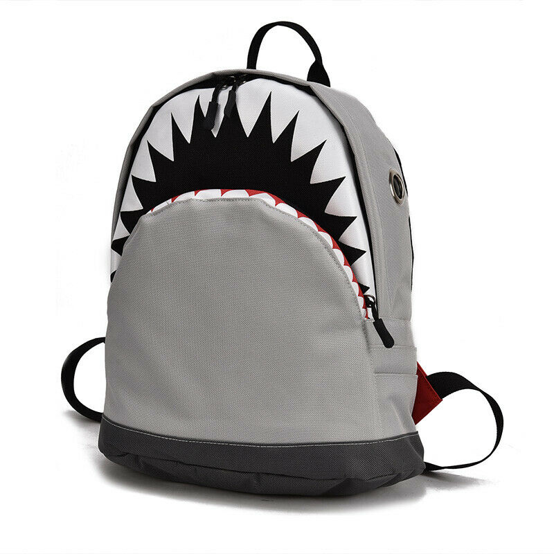 Fashion Kid Child Shark Shaped School Book Bag Student Boy Girls Rucksack Unique Design Casual Funny Creative Backpack Best Gift School Bags Aliexpress