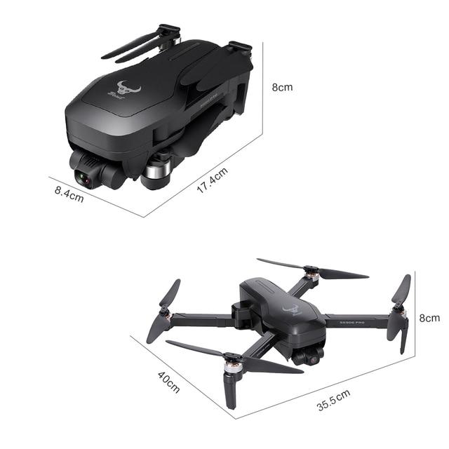 Beast SG906 PRO 2 GPS Drone With 2-axis Anti-shake Self-stabilizing Gimbal 4K Camera Brushless Motors 2
