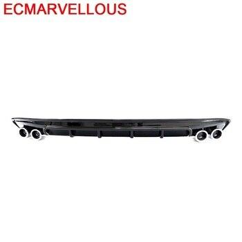 Frente ajuste Lábio Difusor Traseiro Do Carro Decorativo Modificação Acessórios Auto Peças Bumpers protector PARA Chevrolet Sail