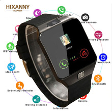 2019 Bluetooth Smart Watch DZ09 Wearable Wrist Phone Watch Relogio SIM TF Card For Iphone Android smartphone Smartwatch