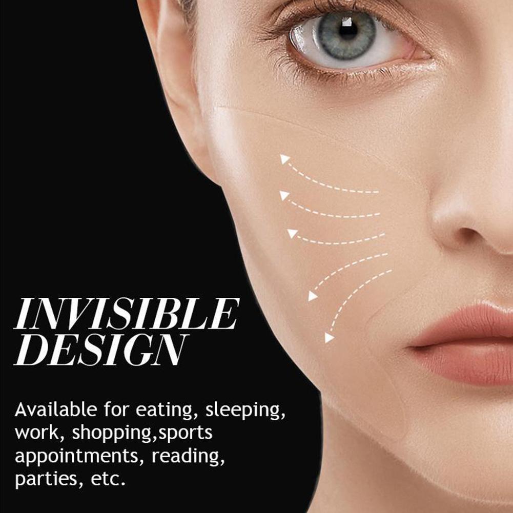 Beauty Face Nutrition Wrinkle Removal Lift Sticker