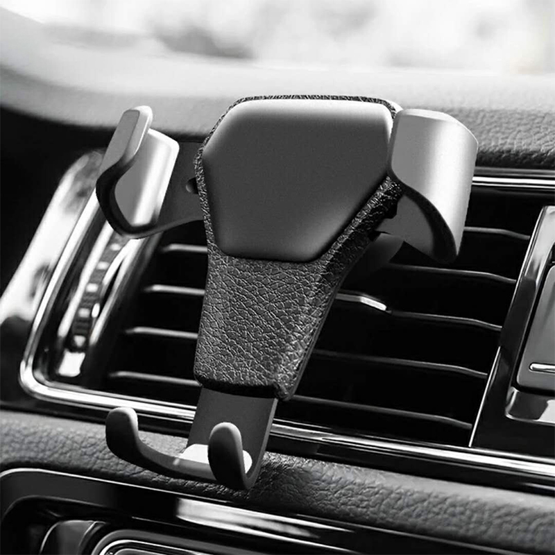 Universal Car Phone Holder In Car Air Vent Mount Stand Mobile Phone Holder For IPhone 11 7 Xiaomi Gravity Smartphone Cell Stand