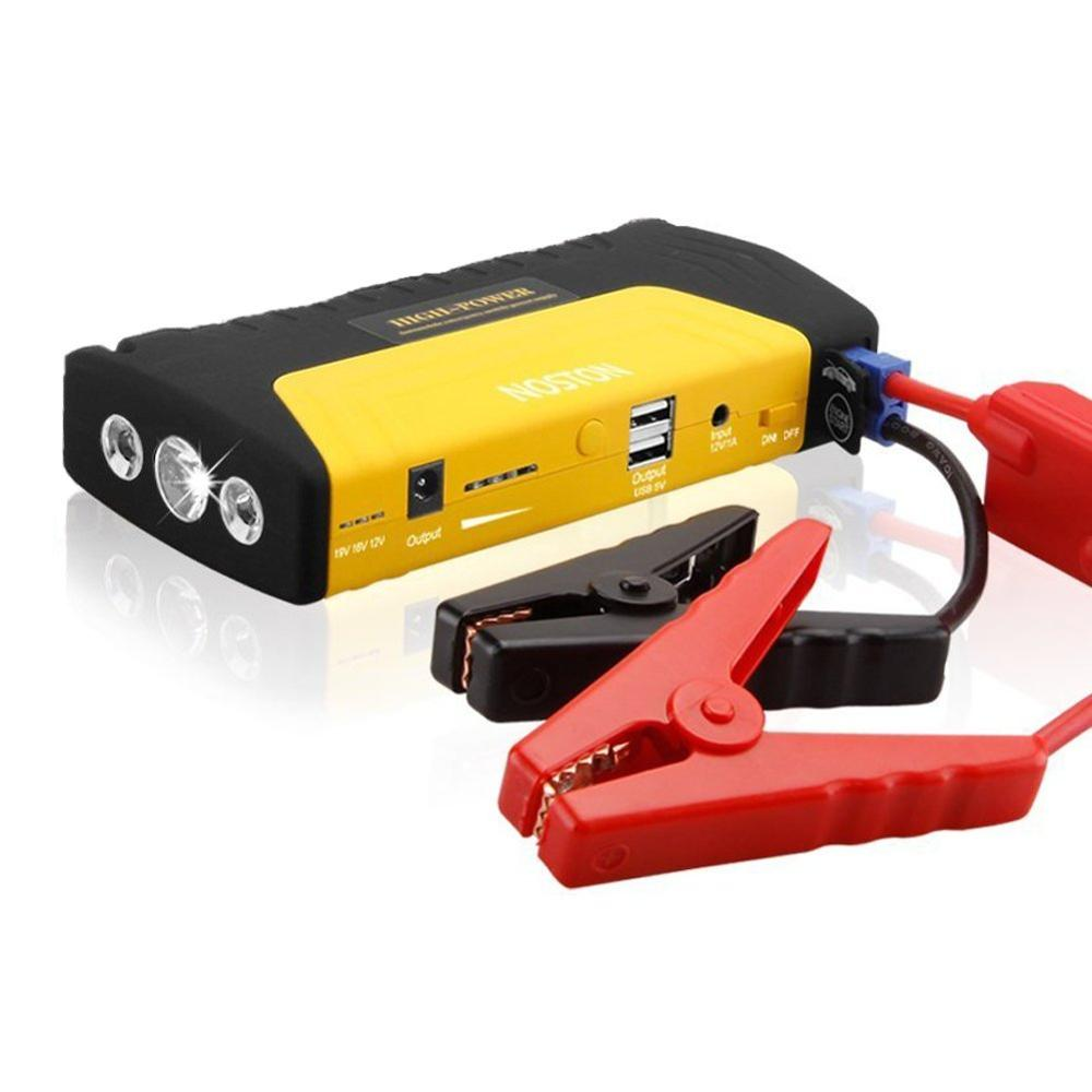 Multi-function 800A Starting Device 18000mAh <font><b>Car</b></font> Jump Starter Power Bank <font><b>Car</b></font> <font><b>Charger</b></font> For <font><b>Car</b></font> <font><b>Battery</b></font> Petrol Diesel Auto Starter image