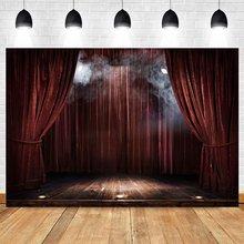 Фон для сценического кинотеатра yeele фотография блестящий прожектор