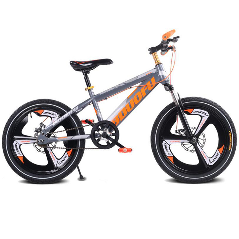 16/18/20inch-mountain-student Bicycle One-Wheel Children's Single-Speed Car-Disc-Brake