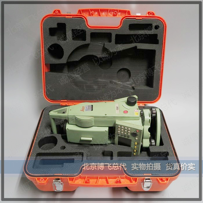 Leica Total Station Instrument Box TCR402/702/802 Domestic Plastic Box Instrument Outer Box Can Be Sold Single Box Buckle