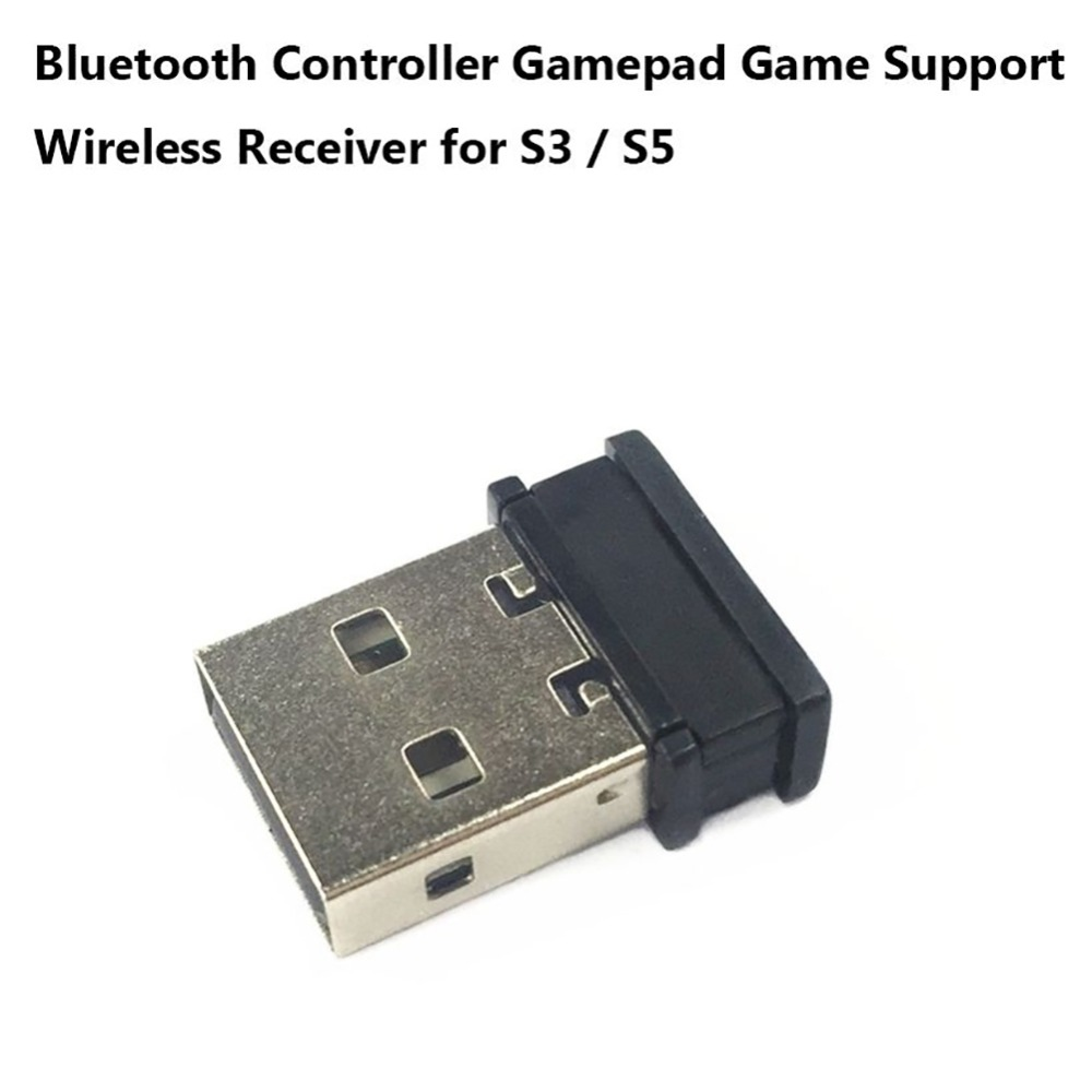 Wireless Bluetooth Gamepad Receiver USB Receiver Adapter For T3/C6/C8/S3/S5 Wireless Game Controllers Controller Gamepad Remote
