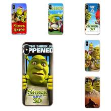 For Xiaomi Redmi Mi 4 7A 9T K20 CC9 CC9e Note 7 8 9 Y3 SE Pro Prime Go Play Hot Selling Design Skin Thin Pc Cell Case Shrek 5(China)