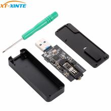 Enclosure SSD Adapter Usb TYPE-A USB3.0 TO 1 for NGFF Solid-State-Drive Hard-Disk Enbedded