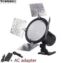 Yongnuo YN216 5500 K/3200 5500 K Bi Màu Sắc Đèn LED Video Lấp Đầy Ánh Sáng Chiếu Sáng Với 4 Màu bộ Lọc YN 216 Cho DV Máy Ảnh DSLR Canon Nikon
