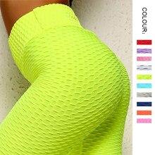 Push up leggings marca esporte leggings mulheres legins de fitness cintura alta yoga calças anti celulite pantalon taille haute plus size