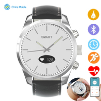 Hybrid Smartwatch Heart Rate Blood Pressure Monitor Smart Watch Fitness Tracker Sleep Tracking for ios Android apple iPhone