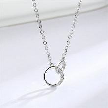 Роскошная бижутерия тибетское серебро два круга классический