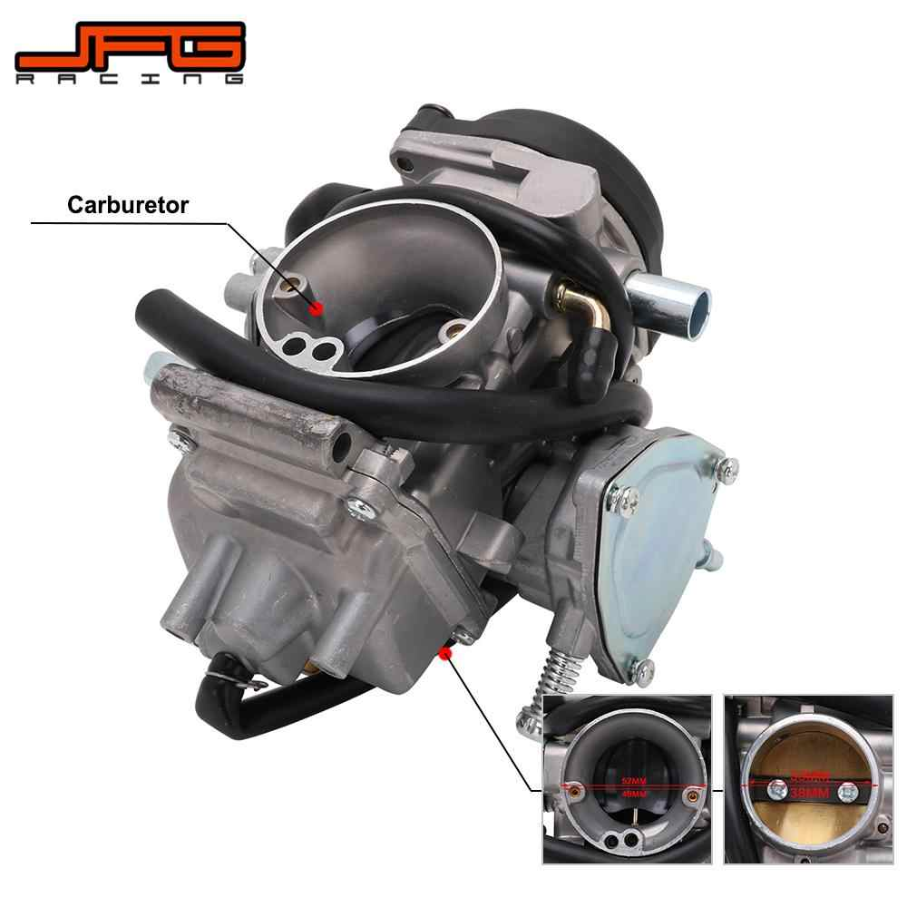 Carburateur 33mm PD33J -2 carburateur pour OURLANDER MAX 400 4x4 STD HO XT HO ATV Quad 2004 2005 2006 2007 2008