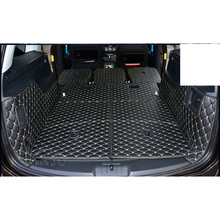Lsrtw2017 Car Trunk Mat Cargo Liner for Volkswagen Sharan 2010 2011 2012 2013 2014 2015 2016 2017 2018 2019 SEAT Alhambra фотобарабан canon c exv 32 33 2772b003ba 000