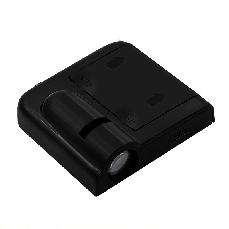 HD лазерный светодиодный автомобильный проекционный светильник, добро пожаловать, автомобильный логотип, теневая лампа, аксессуары для ста...