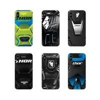 Thor MX Sentinel Motocross Brust Racing Für Samsung A10 A30 A40 A50 A60 A70 M30 Galaxy Note 2 3 4 5 8 9 10 PLUS Zubehör Fall