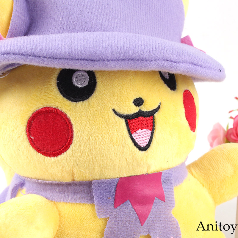 Anime Monster Plush Toy Cosplay Mismagius Soft Stuffed Animal Plush Doll Baby Toys 27cm