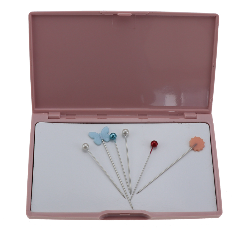 Magnetic Plastic Suction Needle Manual Manual Magnetic Suction Needle Insert Needle Storage Organizer Needle Container