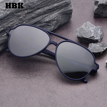 HBK Ultralight 15g Sports Men Sunglasses Polarized Women Outdoor
