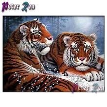 Алмазная картина животные сделай сам стразы мозаика вышивка