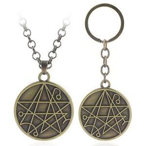 ZXMJ Cthulhu Mythos ожерелье pendnat Howard Phillips Lovecraft Cthulhu модные ювелирные изделия старшая подвеска длинная цепочка для женщин и мужчин