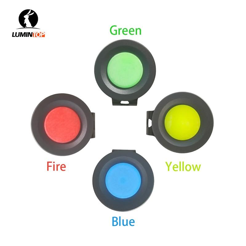 LUMINTOP FW3A Self Illuminate Turboglow Glow Switch Cap Luminous Tail Switch Button For Lumintop FW3A Flashlight Torch Accessory