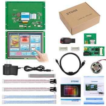 Free Shipping! 8 inch Embedded Resistive HMI Touch Screen Module for Industrial Control free shipping new 2mbi600vn 120 50 module page 9