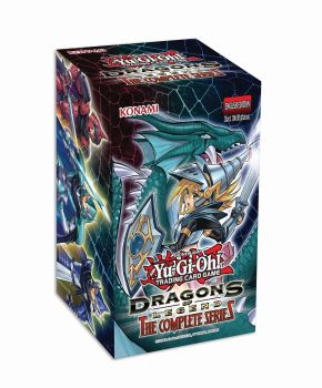 Yu-Gi-Oh TCG DLCS European Version English Legendary Dragon Dice Knight Black Magic Girl Spot - discount item  20% OFF Hobby & Collectibles