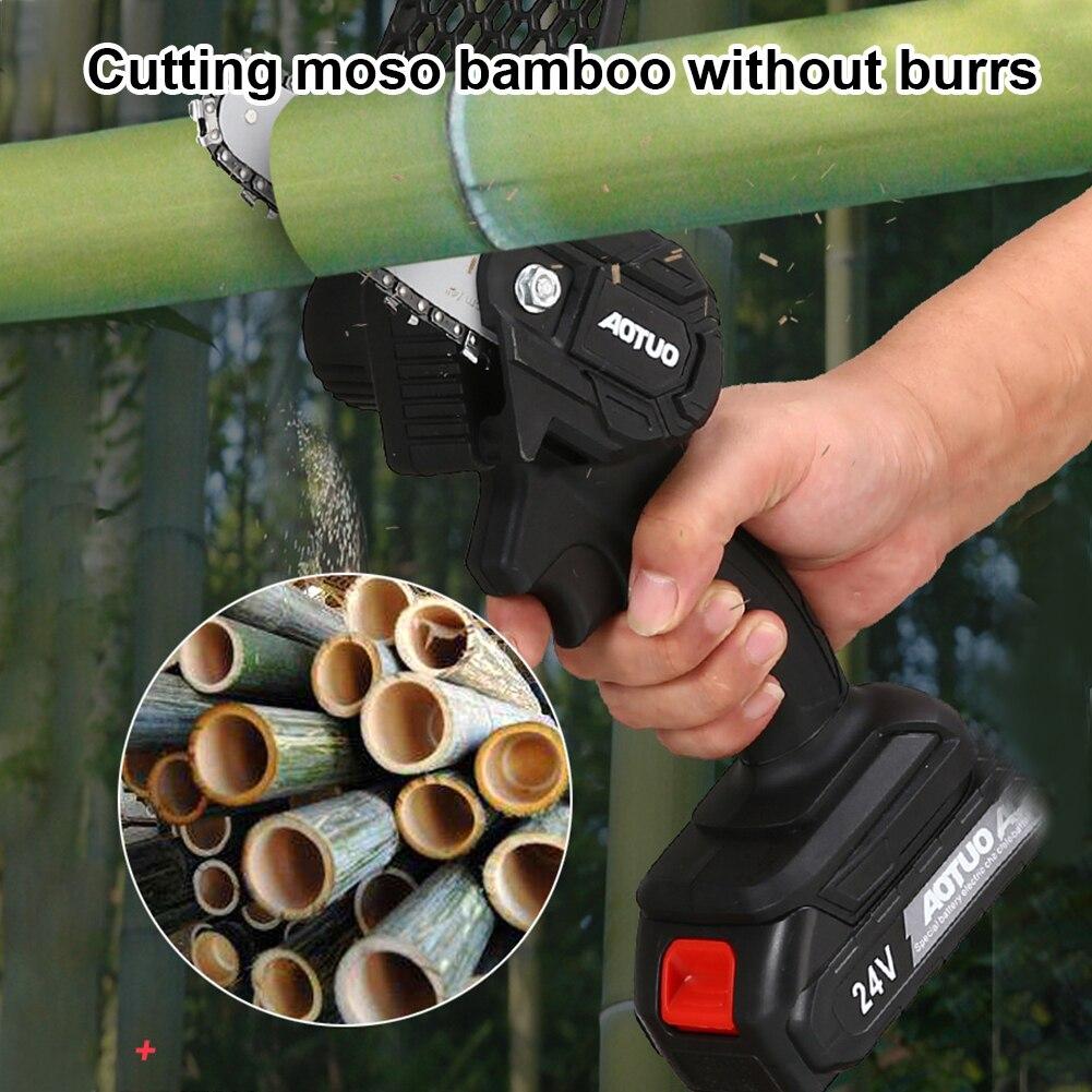 protable cortador de madeira poda tesoura motosserra para árvore madeira