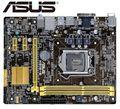 ASUS H81M-E оригинальная материнская плата LGA 1150 DDR3 для i3 i5 i7 cpu 16 Гб SATA3 USB2.0 USB3.0 подержанная материнская плата для настольных ПК