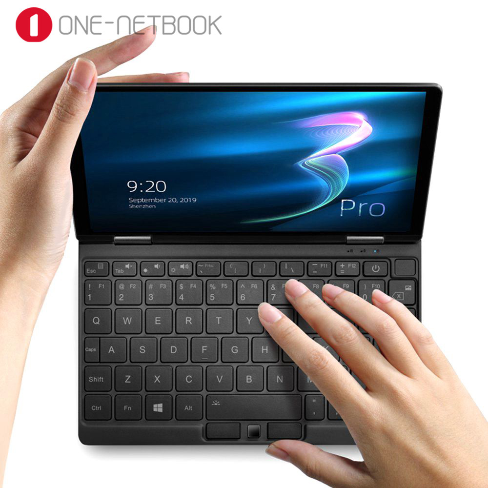 Original ONE Netbook ONE MIX 3 PRO Laptop 8.4 Inch Intel Comet Lake I5-10210Y 16G RAM 512G PCIe SSD Windwos 10 Notebook